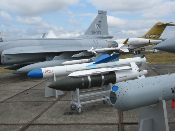 PAF JF-17 air-to-surface weapons