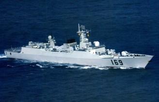 Type 052B DDG-168 Guangzhou
