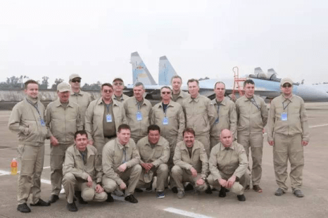 Su-35 delivery to the PLAAF