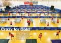 山東魯能乒乓球學校。香港《開放雜誌》用圖。
