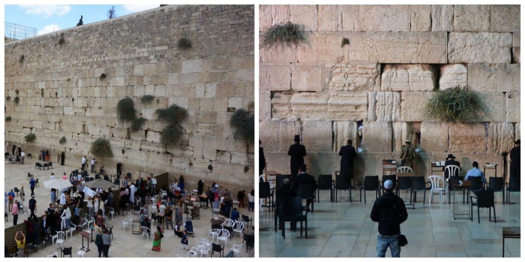 Muro de Las Lamentaciones. Conocer Jerusalén
