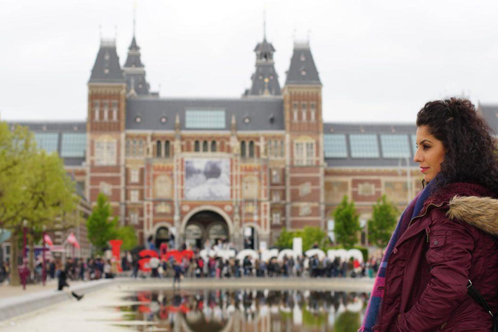 Rijksmuseum. Que hacer en Amsterdam
