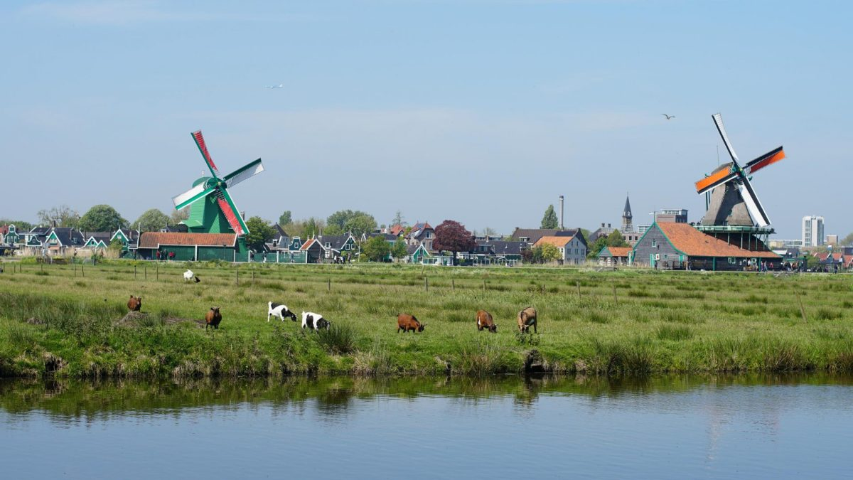 Holanda día 3: Zaanse Schans, Volendam, Marken y Edam