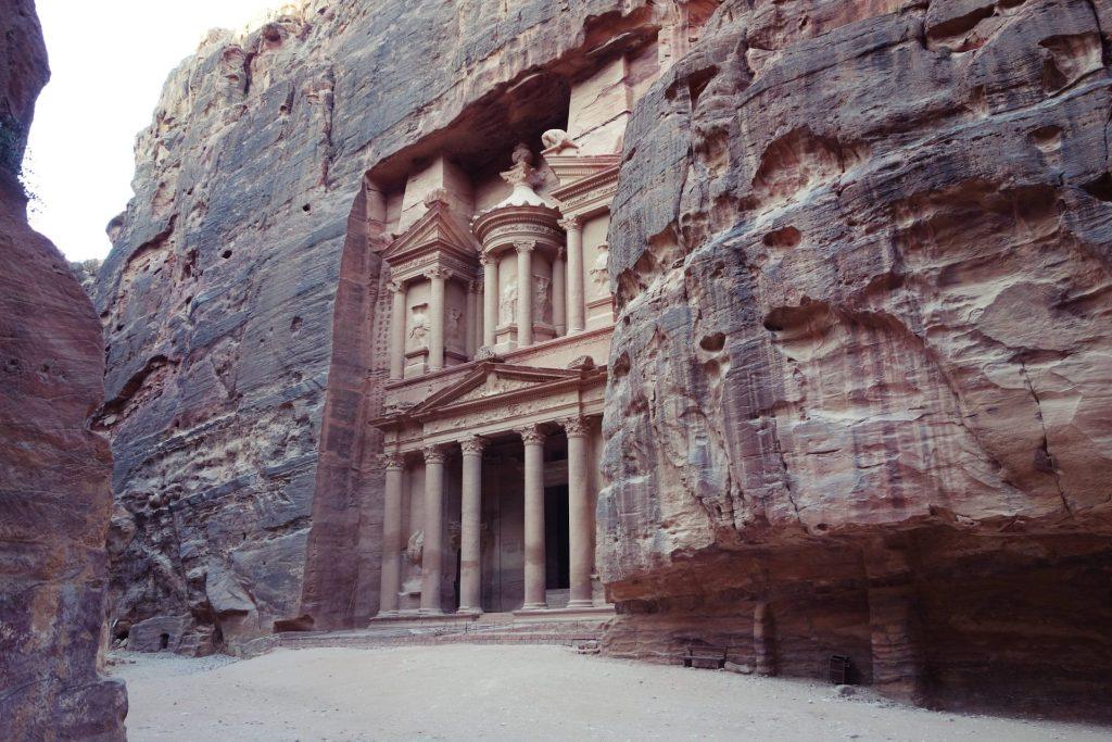 El Tesoro de Petra. Que hacer en Jordania