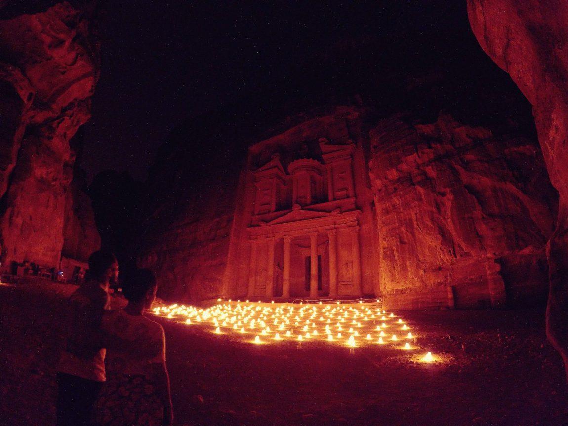 Ruta por Jordania en 8 días por libre