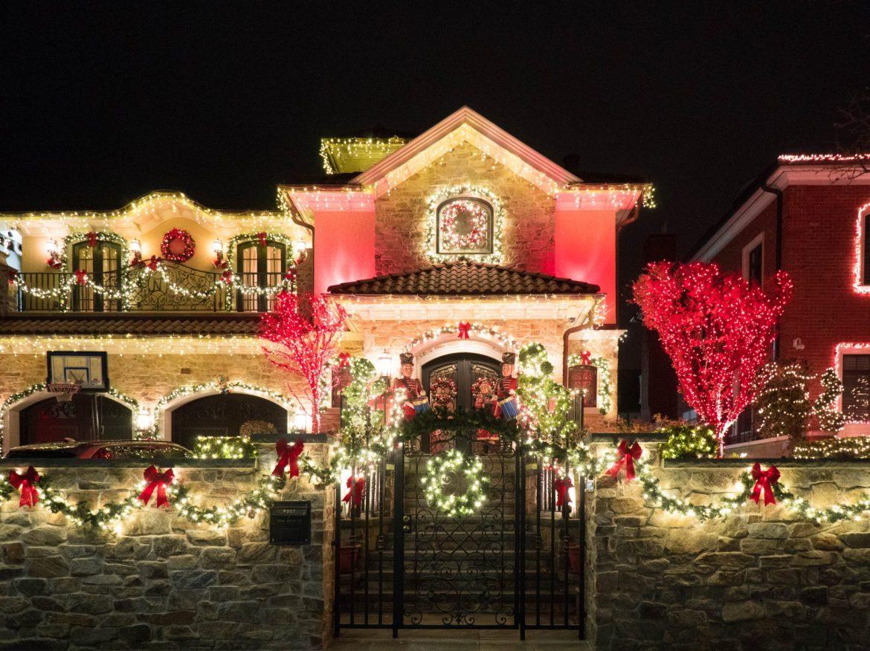 Dyker Heighs, el barrio más navideño de Nueva York