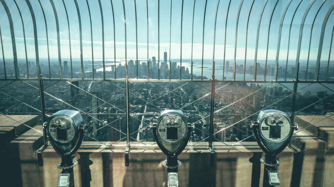 Empire State y Top of The Rock