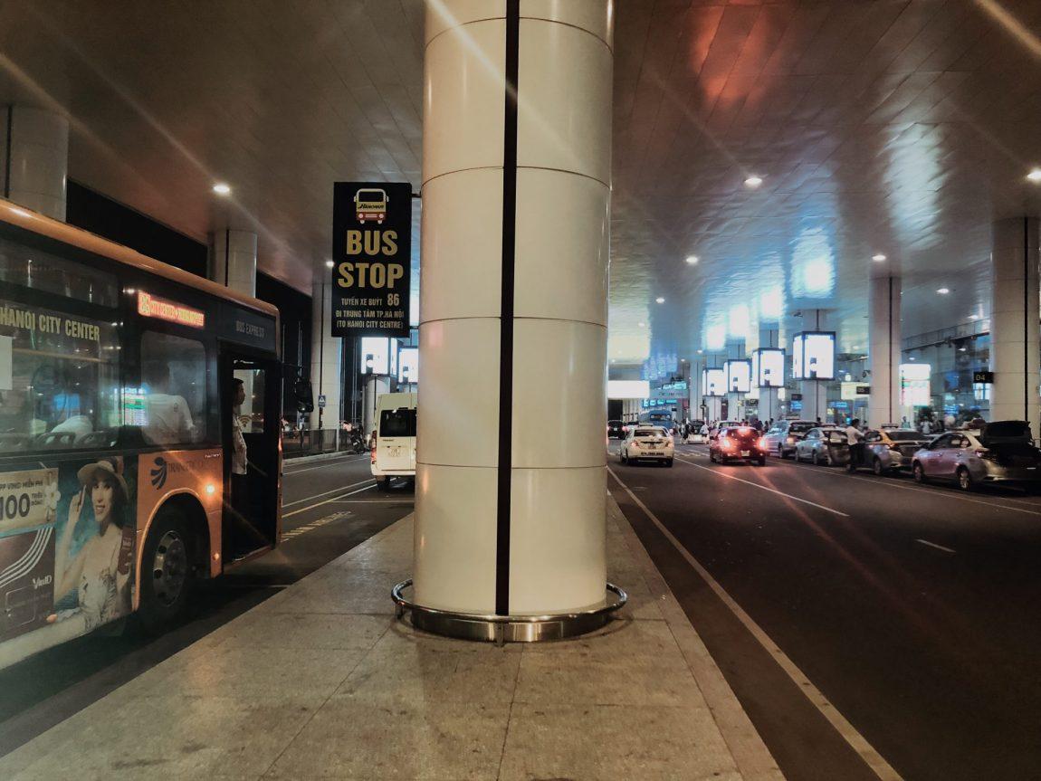 Cómo llegar desde el aeropuerto de Hanoi a Old Quarter