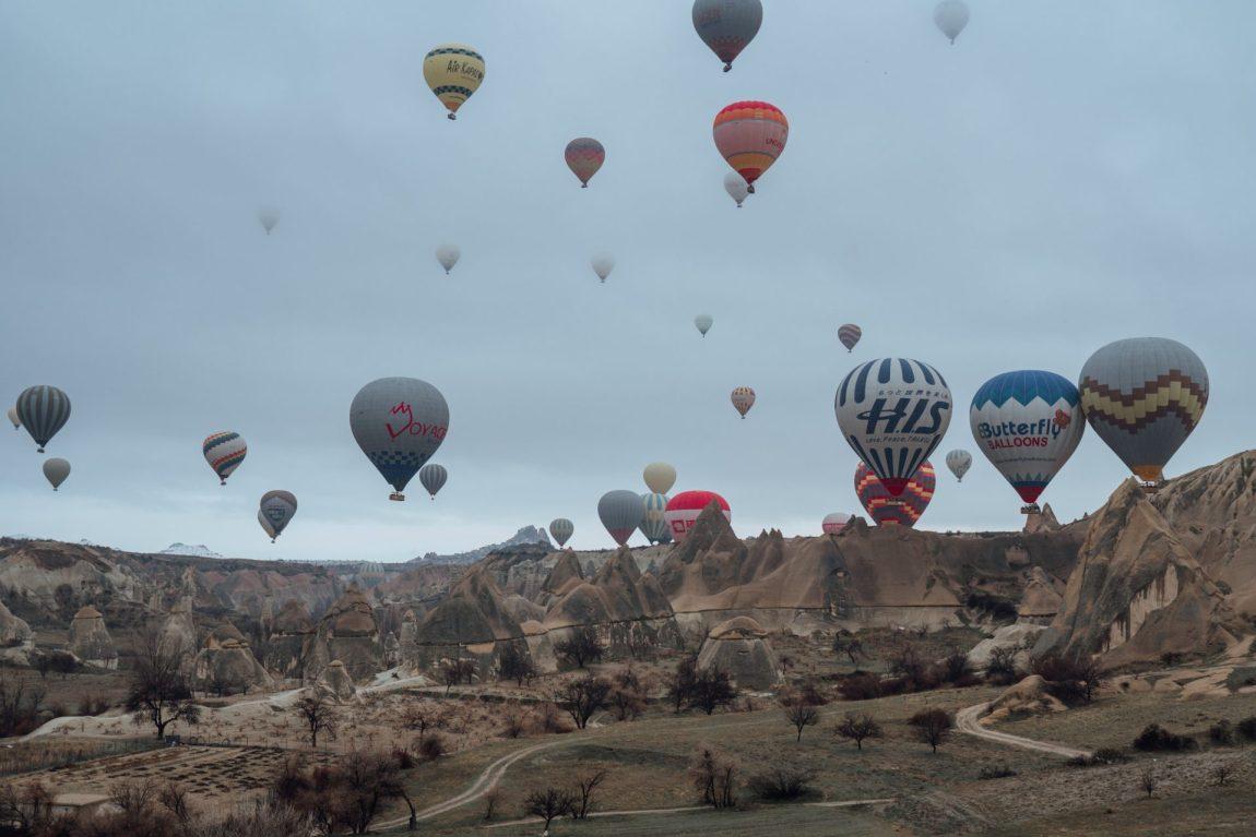 preparativos y consejos para viajar a Turquía