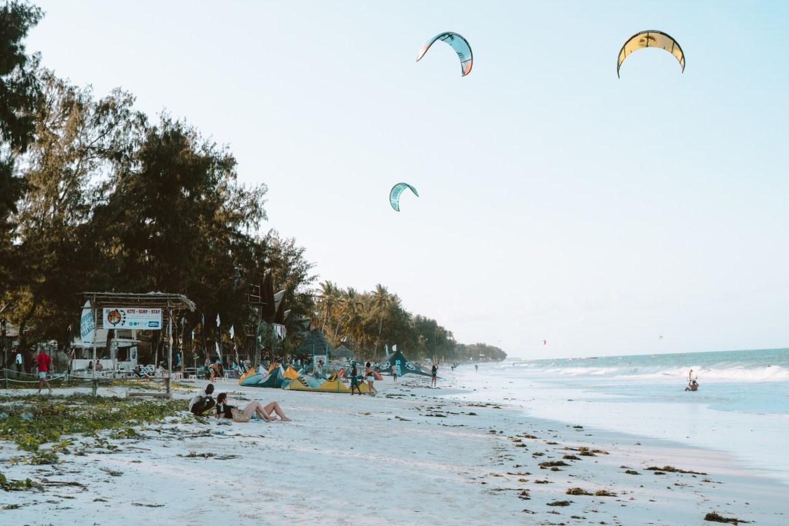 Paje Beach que ver en Zanzíbar