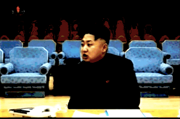 North Korea, bucking the Weberian trend | Original Image: KCTV
