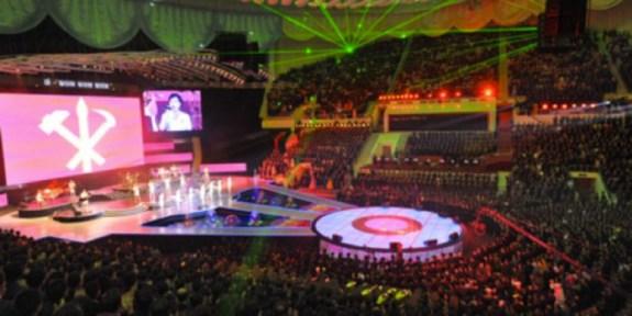 Moranbong Band Concert, October 2012 | Source: NK Leadership Watch