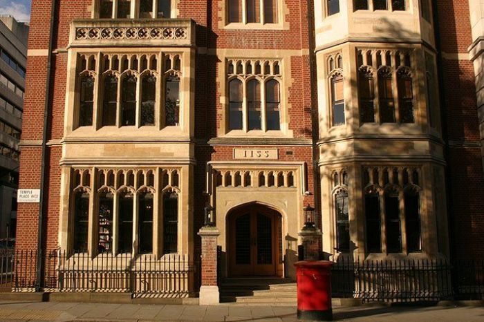 International Institute for Strategic Studies, London | Image via MercoPress