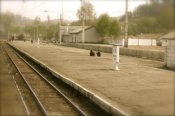 One thing is clear: the DPRK's decrepit rail network needs some investment. | Image: Wikicommons