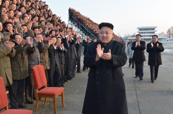 Subworkteam Leaders and Kim Jong-un