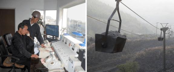 Mining in North Korea