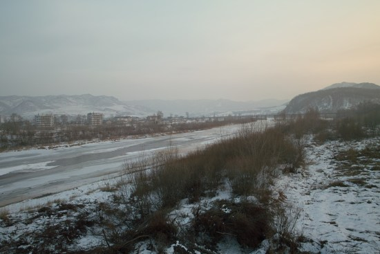 Tumen River at the Sino-DPRK border | Image: Flickr