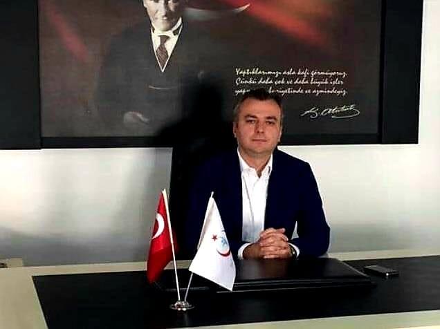 Sinop'ta sağlık yönetimine 2 atama