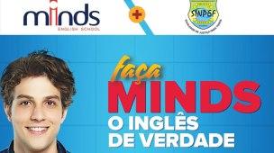 CONVÊNIO - Faça MINDS o inglês de verdade
