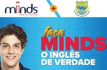 CONVÊNIO – Faça MINDS o inglês de verdade