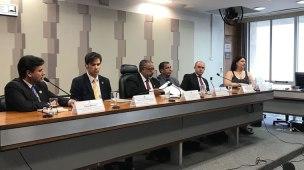 FENAPEF debate segurança e direitos humanos no Senado