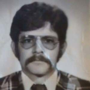 Perito aposentado Carlos Lourenço Crescente