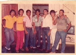 Policiais em Espigão D'oeste-RO, 1983
