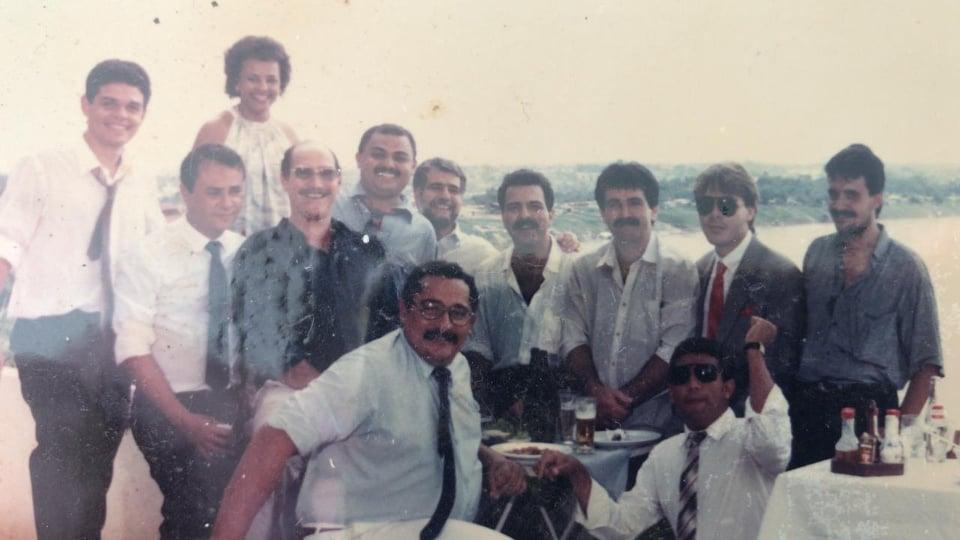 Turma de delegados de polícia de 1989