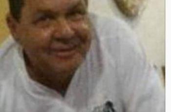 O falecido policial Manuel de Freitas Menezes, conhecido como 'Faz Tudo'
