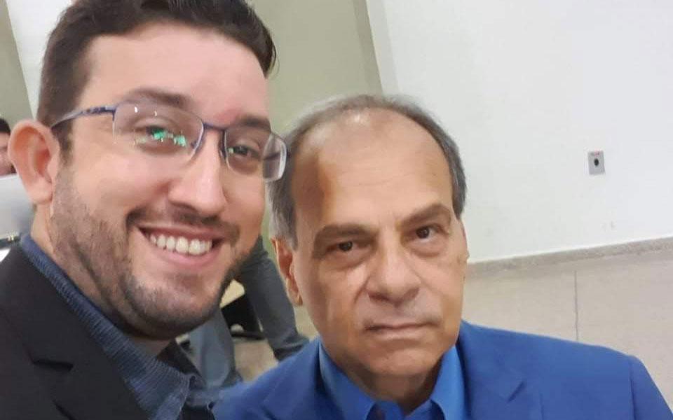 Pedro Marinho recebe Comenda da Secretaria de Segurança Pública de Rondônia