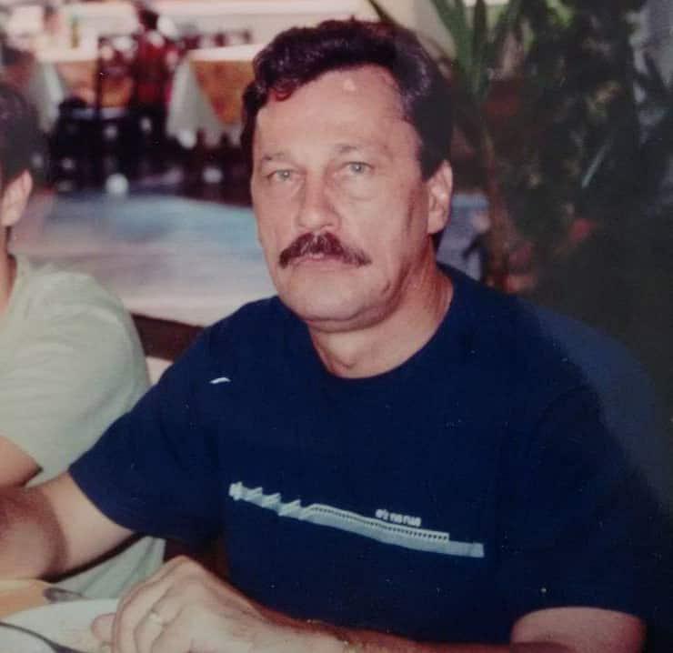 O saudoso delegado Alberto Jequier