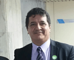 Airton Procópio e Breno de Paula estiveram na 14ª Vara da Justiça Federal em Brasília