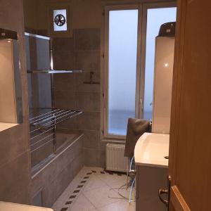 photo salle de bain réalisée