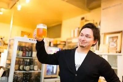 男性 ビール