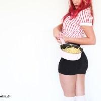 DISEÑO: Antes y Después de... Daniela Bos - Spaghettis