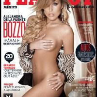 Alejandra de la Fuente - La hija de Laura Bozzo en Playboy
