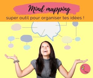 Read more about the article Mind Mapping : un super outil pour organiser ses idées !