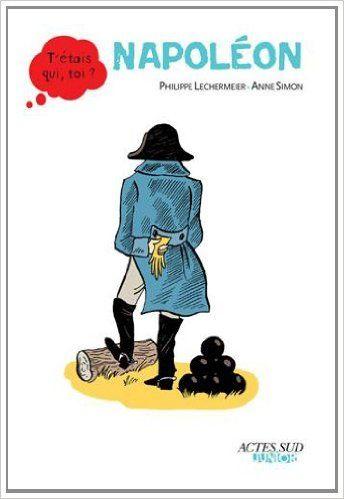 livre sur l'histoire de napoleon pour les enfants