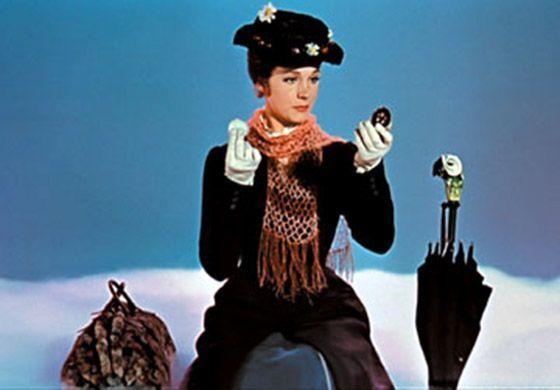 Les secrets de Mary Poppins pour être magique aux yeux des enfants