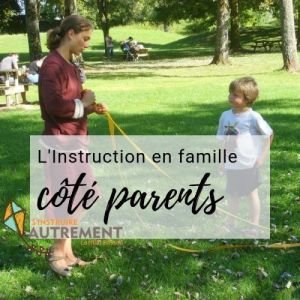 L'IEF côté parents