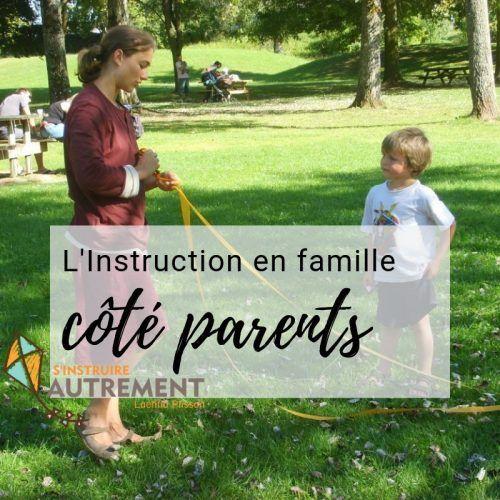 L'IEF côté parents