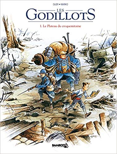 BD premiere guerre mondiale les godillots 1