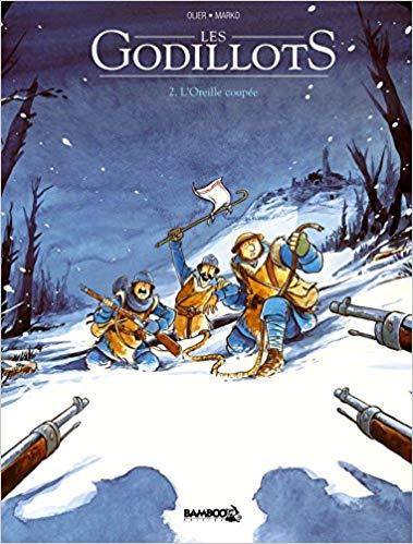 BD premiere guerre mondiale les godillots 2