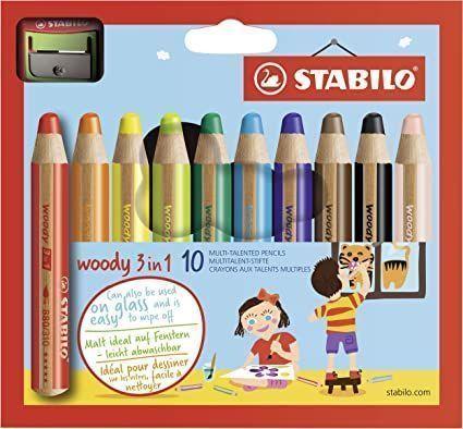 crayons de coloriage pour le dessin libre avec les enfants