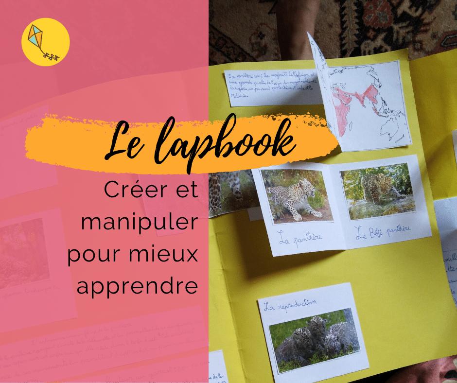 Lapbook : créer et manipuler pour mieux apprendre