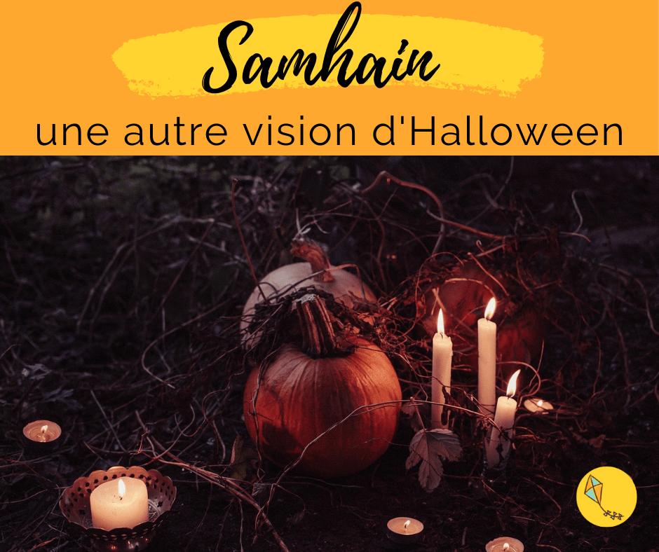 Read more about the article Célébrer Samhain : une autre vision d'Halloween
