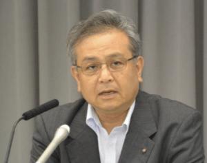 2016年8月3日のスズキの決算会見の長尾正彦取締役常務役員