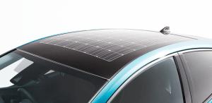 プリウスPHV新型2016年-ソーラールーフ