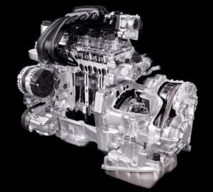 日産キューブのエンジンHR15DE