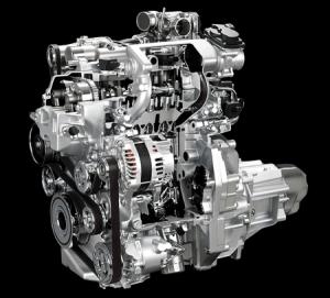 日産ノートのエンジンHR12DDR(スーパーチャージャー)